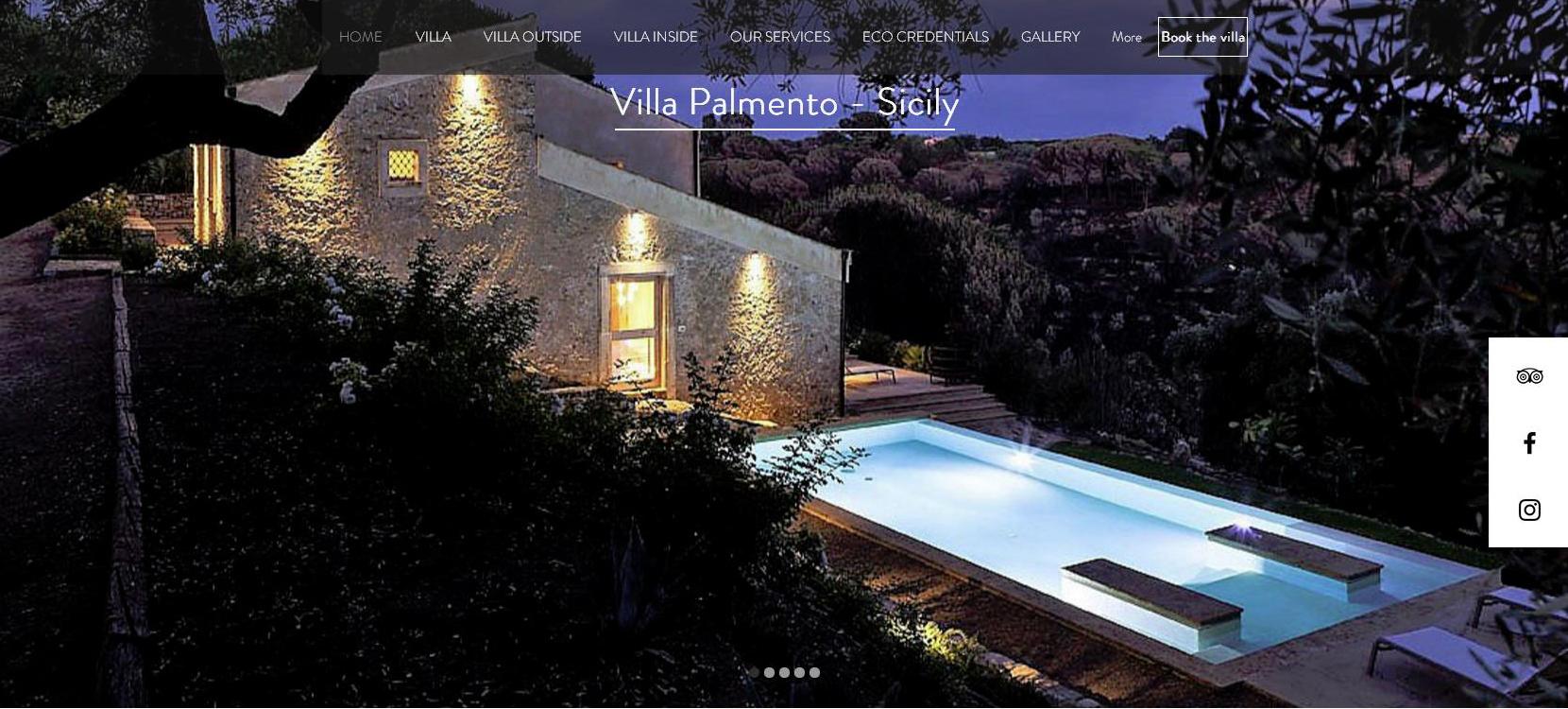 servizi fotografici alberghi, hotel, bed&breakfast e altre strutture ricettive